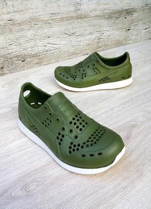 Puma rs200 кроссовки crocs (крокси nike adidas new balance рез...