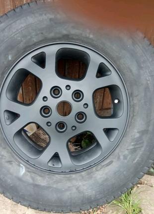 Колеса в зборі Jeep grand Cherokee 5*127
