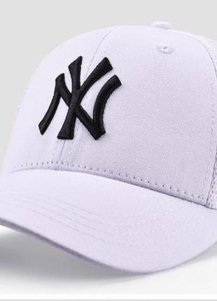 Летние бейсболки с сеткой new york от mlb оригинал