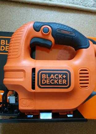 Электро лобзик Black+decker