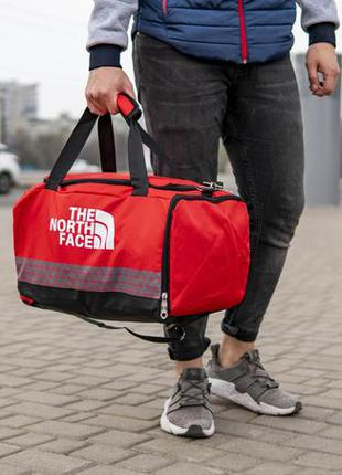 Мужская сумка- рюкзак the north face
