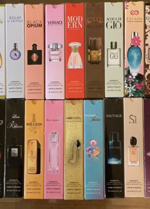 Женская и мужская парфюмерия