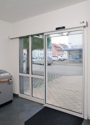Продам автоматические раздвижные двери