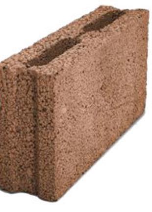Блок керамзитобетон 500х115х240