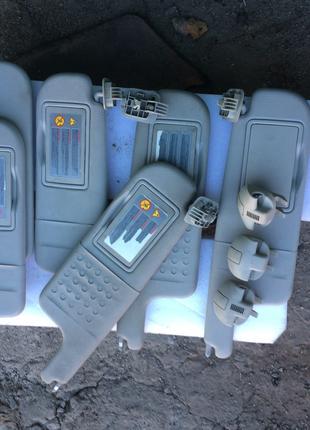 Козырек солнцезащитный б/у Renault Laguna 2, Рено Лагуна 2,