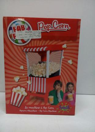 Аппарат для приготовления попкорна Fab Food Pop Corn Machine