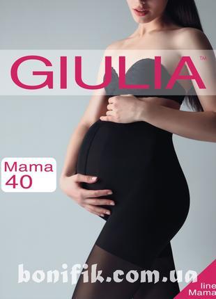 Капроновые колготки для беременных MAMA 40 DEN (арт.  Mama 40)