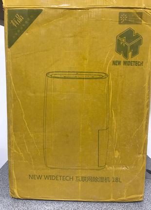 XIAOMI MIJIA WIDETECH WDH318EFW1 (Ионизатор, Осушитель воздуха)