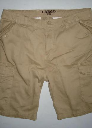 Шорты denim co. cargo short 36