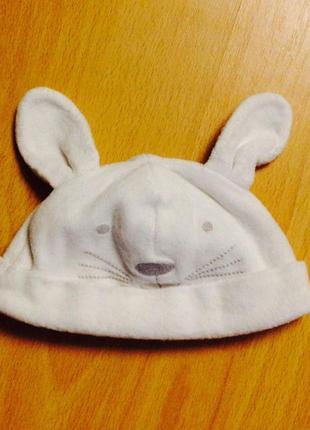 Повний розпродаж дитячого плюшева шапочка зайчик