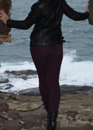 Джинсы скины h&m, брюки, котоновые штаны