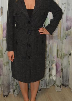 Пальто, весеннее пальто, легкое, кардиган