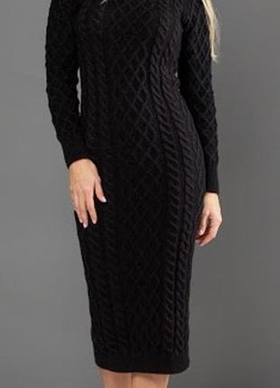 Теплые шерстяные платья