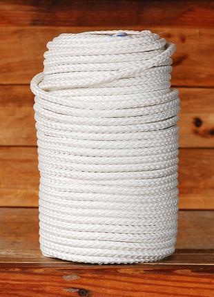 Якорный канат плетеный полиэстеровый.