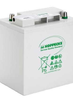 Аккумулятор для поломоечной машины HOPPECKE trak bloc,солнечных