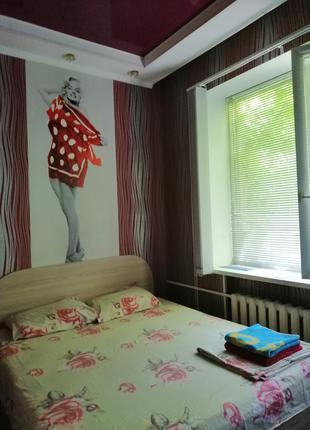 Квартира посуточно Спортивная,Гагарина