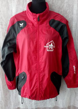 Куртка ветровка erima (германия) оригинал размер s (34/36 англ)