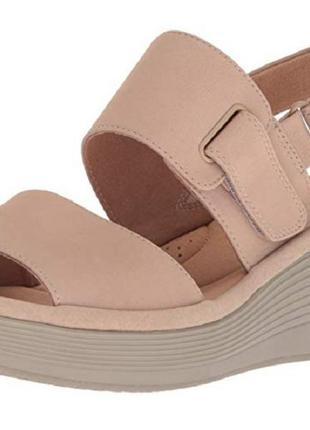 Туфли женские clarks, размер 42