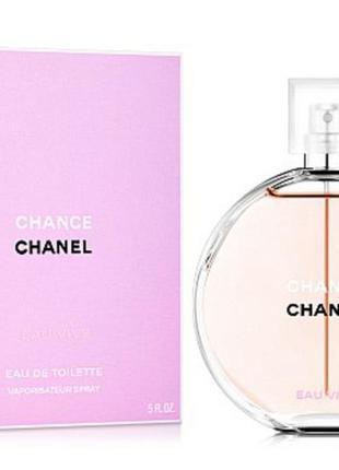 Chanel chance eau vive  туалетная вода