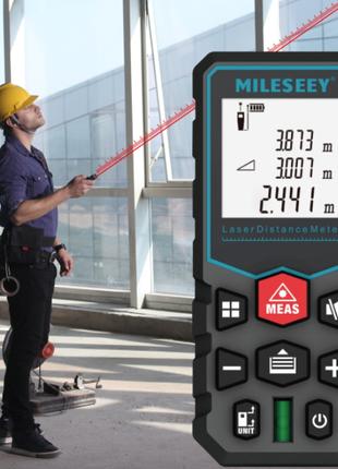 Mileseey Новий Х5 Лазерный дальномер Лазерний далекомір