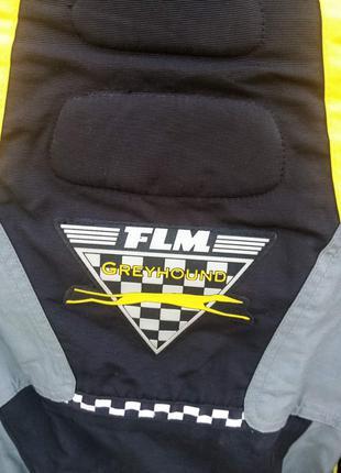 Мотокуртка чоловіча FLM