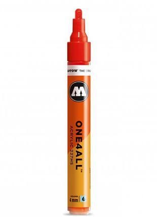 Molotow / Маркер акриловый ONE4ALL 227HS (4ММ)