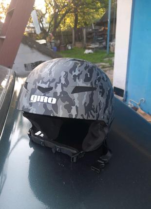 Шлем скейтбордический лижный сноубордический бмх размер М