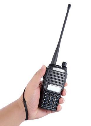 Рация Радиостанция Baofeng UV-82 Рація Баофенг 82 + Гарнитура