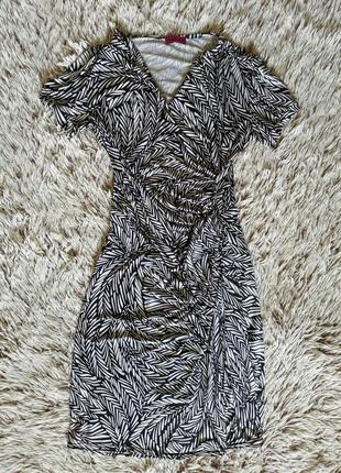 Платье на запах tricia