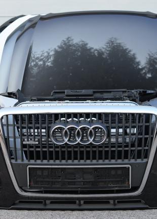 Бампер передний голый и в сборе для Audi Q5 8R 08-12 с разборки