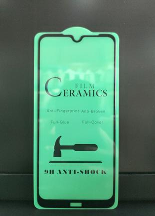 Керамическое защитное стекло Xiaomi Redmi Note 8T