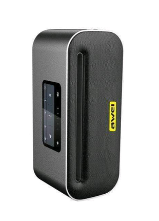 Портативная колонка Awei Y600 Bluetooth microUSB