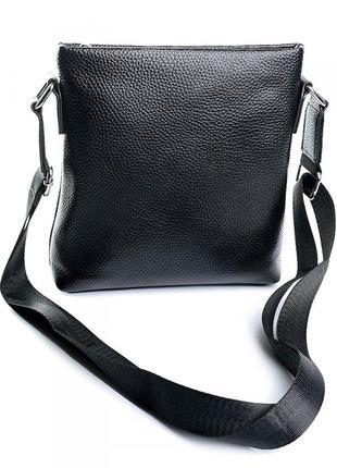 Мужская кожаная сумка. чоллвіча шкіряна сумочка