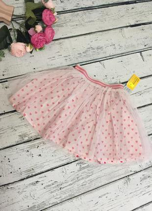 Фатиновая юбка фатин польша