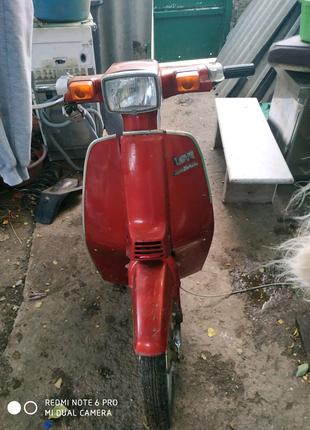 Продам мопед Suzuki