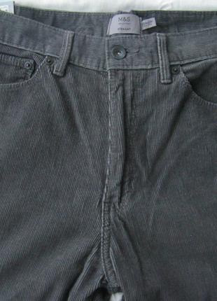 НОВІ вельветові джинси M&S ( W33 L34 ) Англія