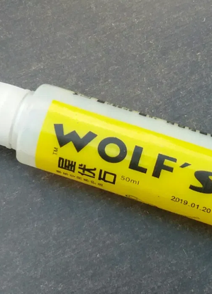 WOLF'S смазка для цепи велосипеда 70 грн.