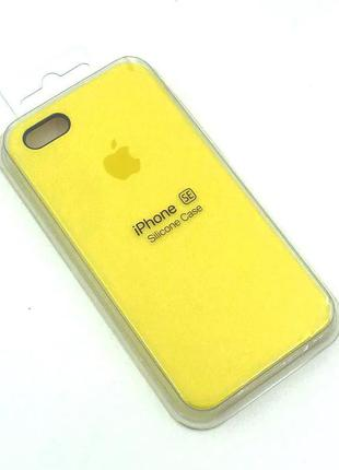 Чехол Iphone 5 / 5S / SE Silicon Case