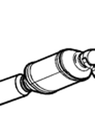 Приемная труба с катализатором Chevrolet Volt 11-15 25942061