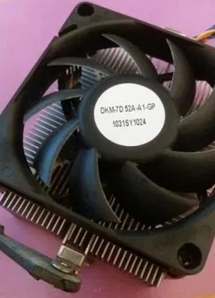 Охлаждение на сокет AMD