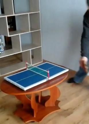 Мини стол для настольного тенниса