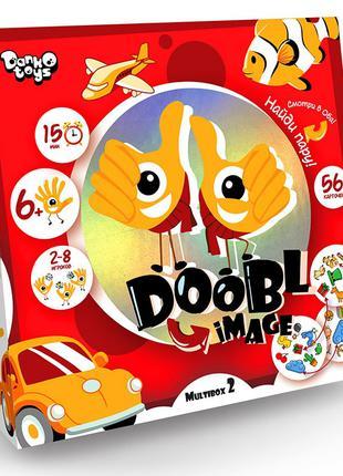 Игра Danko Toys Doobl Image большая Multibox 2 DBI-01-02