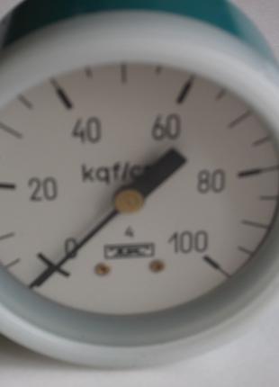 МТП-4М Предел измирения 0-100kgf/см кв. Диаметр 60мм