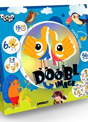 Игра Danko Toys Doobl Image большая Animals DBI-01-03