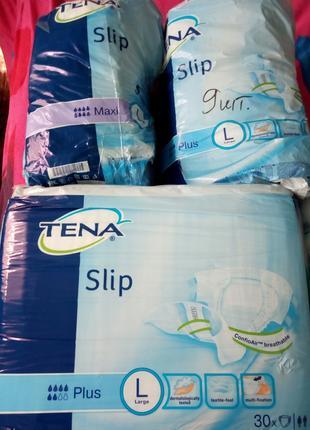 Памперсы для взрослых тена L и Super Seni