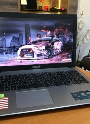 Мощны Игровой Asus - i5-3337U/ HDD 1Тб./ 8Gb / NVIDIA GeForсe ...