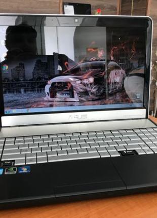 Мощны Игровой Asus - i7-2630QM/ HDD 750/ 6Gb / NVIDIA GeForсe ...