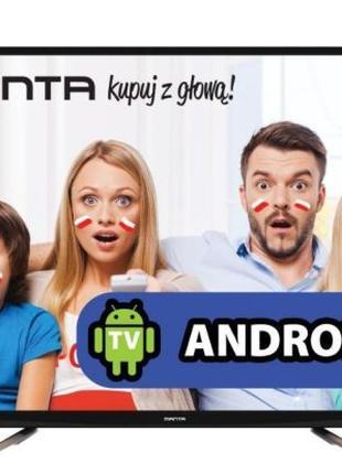 """Телевизор Manta LED 9500S EMPEROR - диагональ 50"""" с Польши НОВЫЙ!"""