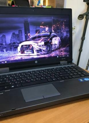 Ноутбук HP ProBook 6570b -15,6/i5-3320M/6GB/500GB/Radeon 7570M...