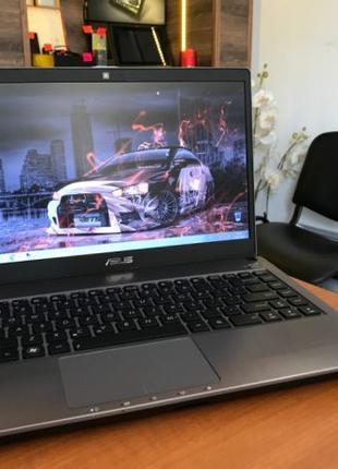 Мощный, ИГРОВОЙ ноут Asus проц на 4 ядра/6 озу/750 HDD/ nVidia...